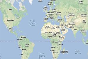 Carte Amerique Europe.La Carte Du Monde De Pays Europe Amerique Afrique Asie